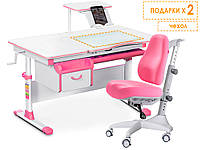 Комплект парта и кресло Evo-kids Evo-40 New, фото 1