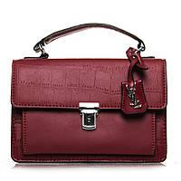 Женский клатч 1069 red женские клатчи, женские сумки купить оптом в Украине, фото 1