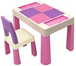 Детский игровой столик и стульчик PP-002P, фото 6