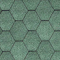 Битумная черепица KATEPAL KL Зеленый