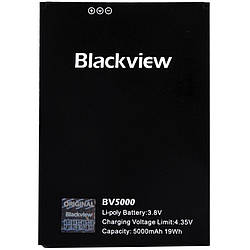 Аккумулятор Blackview BV5000 (70%-100%)