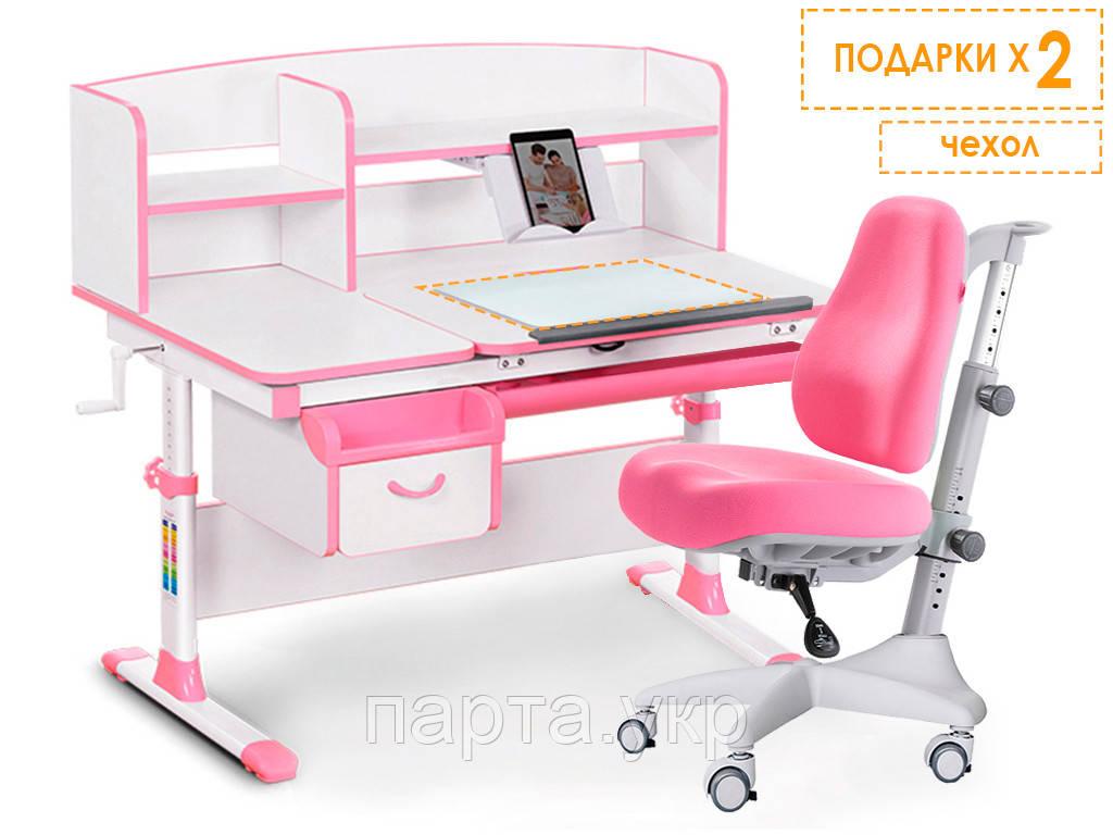 Комплект парта трансформер и кресло Evo-kids Evo-50 New