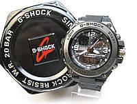 CASIO G-SHOCK GST-1000 BLACK EDITION. Реплика, фото 1