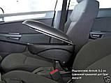 Подлокотник Armcik S1 со сдвижной крышкой для Opel Astra H 2004-2014, фото 9