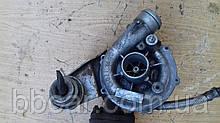 Турбина (турбокомпрессор) Fiat Scudo 2.0 HDI  9634521180