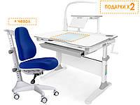 Комплект парта и кресло Evo-30 New, разные цвета, фото 1