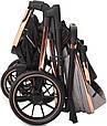 Універсальна коляска 3 в 1 Carrello Aurora CRL-6502 Space Black (чорний колір), фото 10