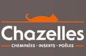 Камінні топки Chazelles (франція)