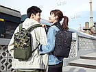 Рюкзак с рисунком Xiaomi Mi Colorful Small Backpack Камуфляж - Хаки / Черный (XBB01RM ZJB4186CN) [2034], фото 8