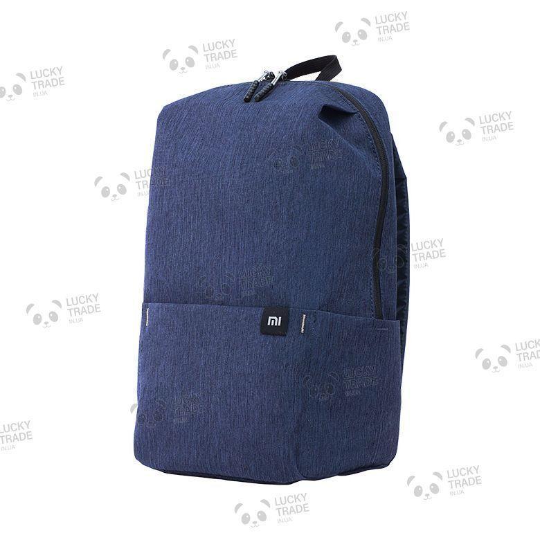 Рюкзак Xiaomi Mi Colorful Small Backpack / 10 л Синий (2076 ZJB4135CN) [1867]