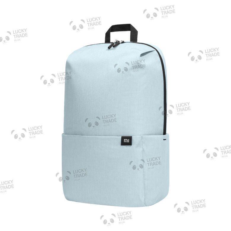 Рюкзак Xiaomi Mi Colorful Small Backpack / 15 л Светло-зеленый (XBB03RM ZJB4207CN) [2033]