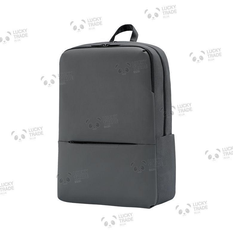 Рюкзак Xiaomi RunMi 90 Classic Business Backpack 2 Темно-серый (JDSW02RM ZJB4175CN) [2250]