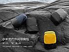 Рюкзак Xiaomi Simple Casual Backpack Серый / Черный (XXB01LF) [2249], фото 6
