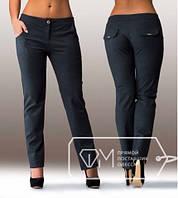 Женские молодежные брюки  код 210 Б