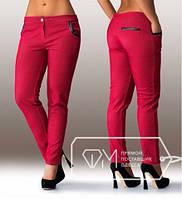 Стильные женские брюки (разные цвета) 48-54  код 209 Б