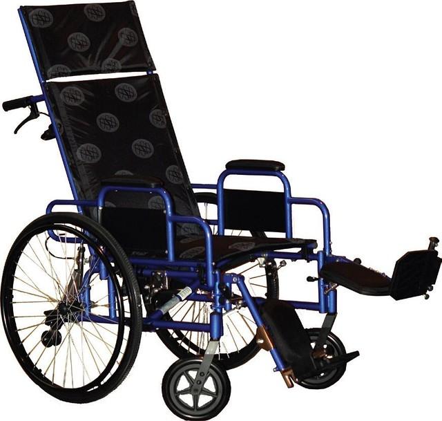 Многофункциональная складная коляска с откидной спинкой Recliner, OSD (Италия)