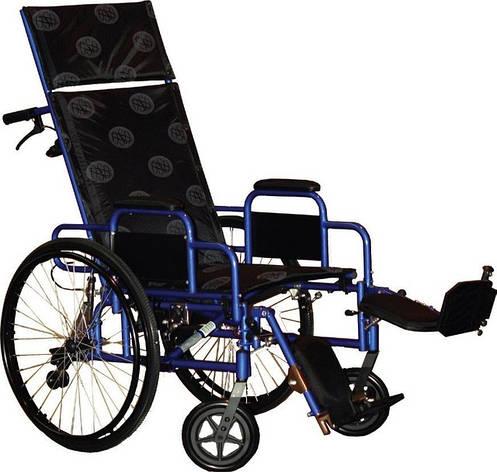 Многофункциональная складная коляска с откидной спинкой Recliner, OSD (Италия), фото 2