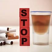 Препарати від алкоголізму та куріння