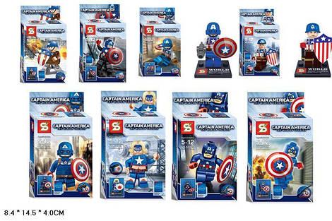 """Конструктор SENCO """"Super Heroes"""""""