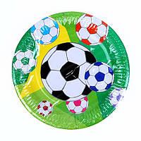 Тарелки бумажные d23 см 20 шт./уп. Футбол