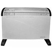 Універсальний електричний конвектор для будинку термостатом, таймером і вентилятором ELITE