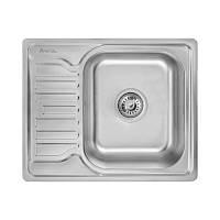 Мойка для кухни из нержавеющей стали толщина 0,8 мм Imperial 5848 Décor