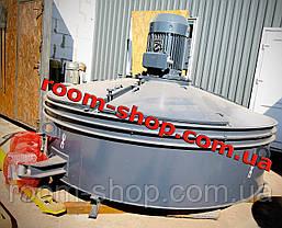 Бетоносмеситель (бетономешалка, растворомешалка, змішувач) СБ-146, фото 3
