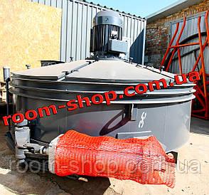 Бетонозмішувач (бетонозмішувач, растворомешалка, змішувач) СБ-138