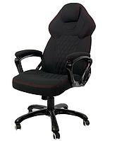 Комп'ютерне крісло SPIDER BLACK FABRIC офісне крісло стул Компьютерное кресло спортивное крісло для офісу