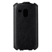 Чехол для моб. телефона Vellini Lux-flip для Samsung Galaxy S3 Mini Neo i8200 (Black) (218681)