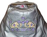 Безкаркасне крісло-пуф груша м'яка для дітей, фото 10