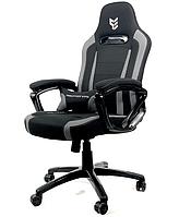 Офісне крісло HELLCAT GREY - FABRIC НОВИНКА 2020 стильний стул кресло для офиса компютерне крісло спортивне
