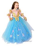 Детский карнавальный костюм Принцесса Бабочка Код. 601
