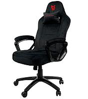 Крісло офісне компютерне модель 2020 HELLCAT ALCANTARA кресло новое стул для офиса крісло спортивне нове
