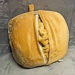 Плед - мягкая игрушка 3 в 1 муфта для рук Киви  (69), фото 3