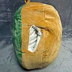 Плед - мягкая игрушка 3 в 1 муфта для рук Киви  (69), фото 2