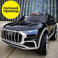 Електромобіль Kidsauto Audi Q8 style 4Х4 чорний лак