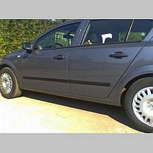 Молдинги на двери для Opel Astra H 5dr хетчбек, 4dr седан 2004-2014