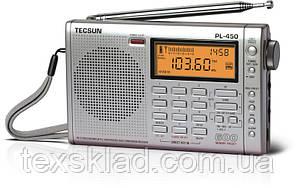 Приймач Tecsun PL-450 (цифровий)