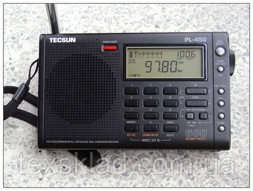 Приемник Tecsun PL-450