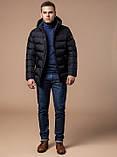 Braggart Dress Code 20180 | Куртка мужская зимняя водонепроницаемая черная, фото 2