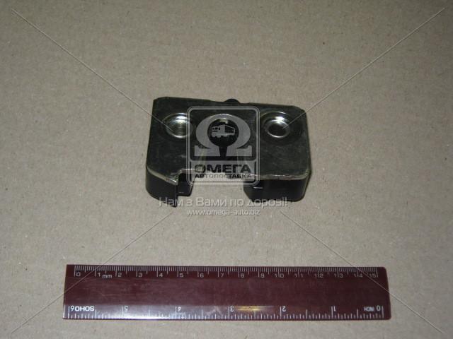 Механізм дверного замка зовнішній правий (шоколадка) ГАЗ 3302 (нового зразка з 2003) (купівельної ГАЗ) (арт.