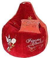 Кресло-мешок бескаркасное груша детская мебель, фото 1
