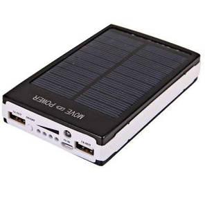УМБ Power Bank на солнечной батарее 25000 mAh, фото 2