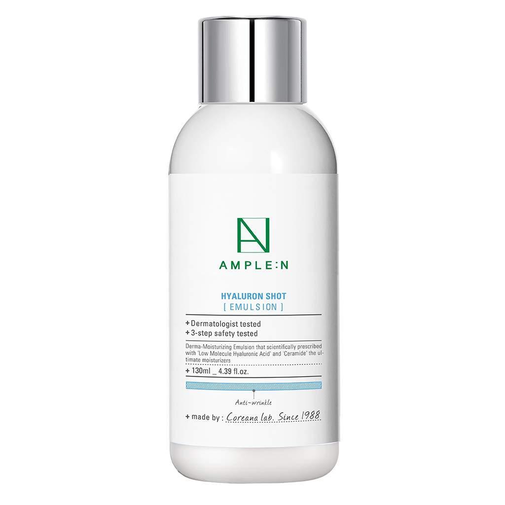 Ample:N Hyaluron Shot Emulsion Гиалуроновая эмульсия, 130 мл