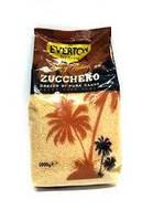 Цукор тростинний коричневий EVERTON Zucchero Grezzo 1кг