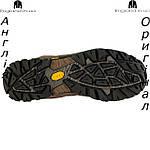 Кроссовки мужские кожаные Karrimor из Англии - трекинговые, фото 3