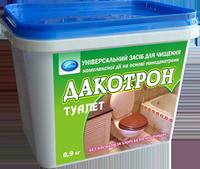 Моющее средство Дакотрон туалет, 0,9 кг