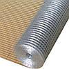 Сетка сварная рулонная оцинкованная 12,5х12,5х0,7мм