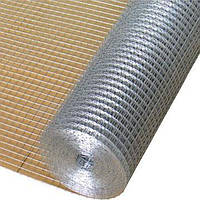 Сетка сварная рулонная оцинкованная 12,5х12,5х0,7мм, фото 1